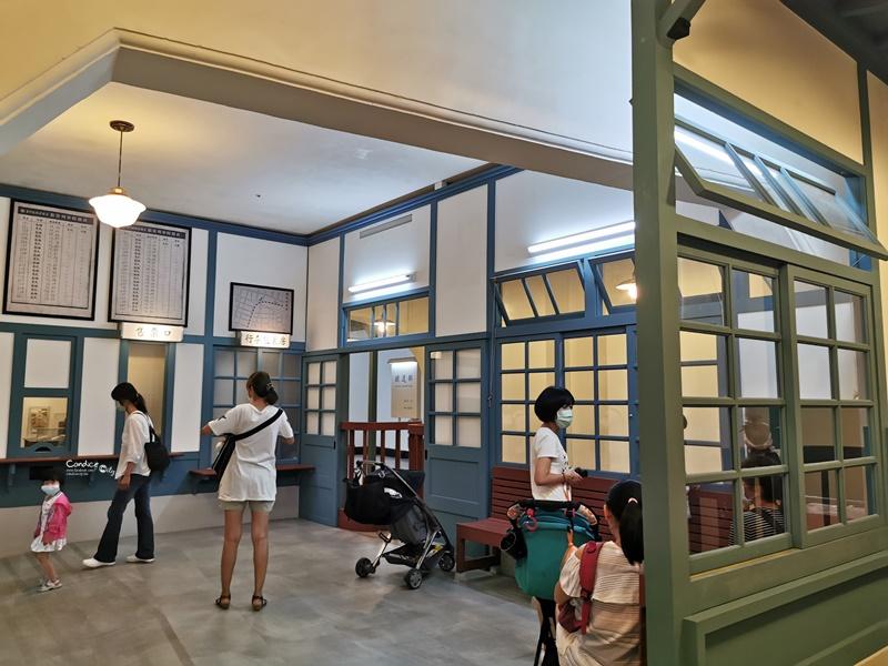 國立臺灣博物館鐵道部|NEW!帶小孩認識台灣鐵道歷史的台北親子景點!