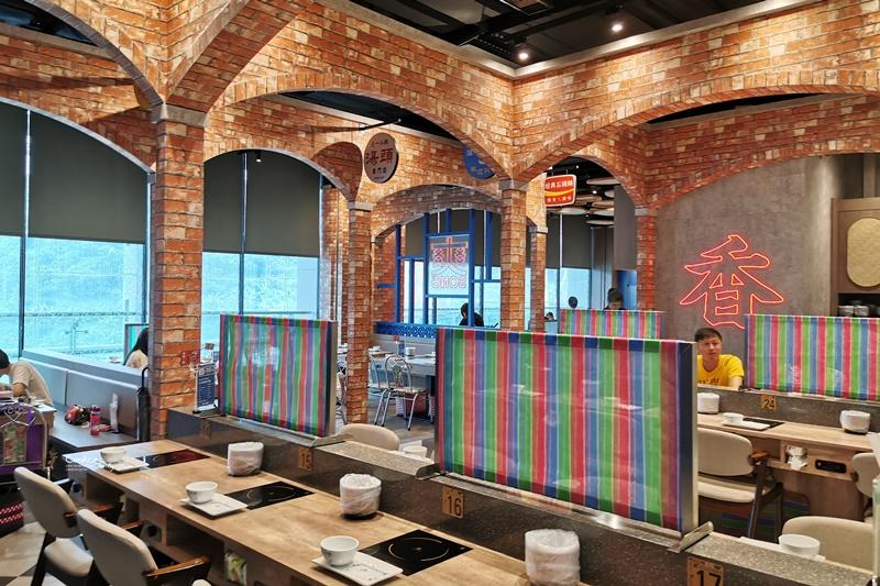 這一小鍋南港CITYLINK 一人一鍋復古火鍋店!雙人套餐800有找,麵茶冰淇淋!