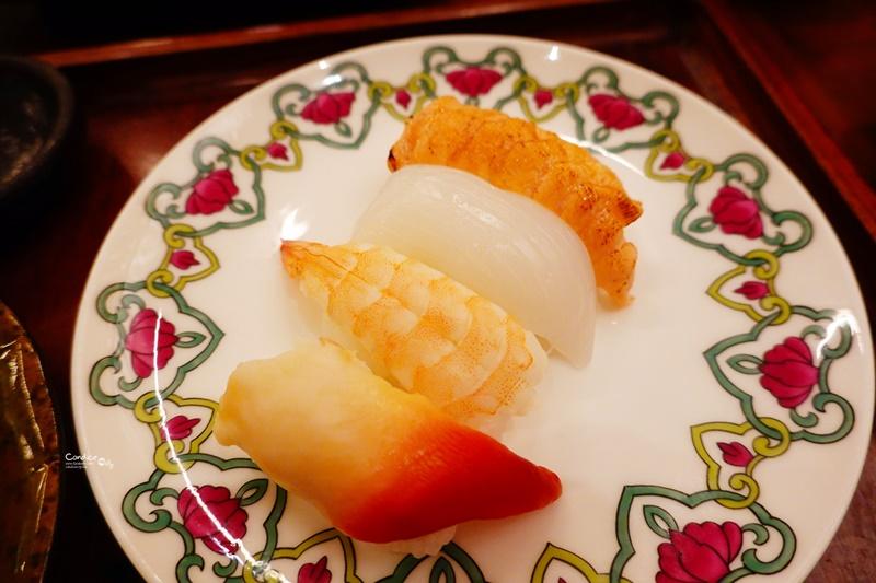 Irodori 彩日本料理|日本料理吃到飽(君悅飯店吃到飽),比凱菲屋質感優!