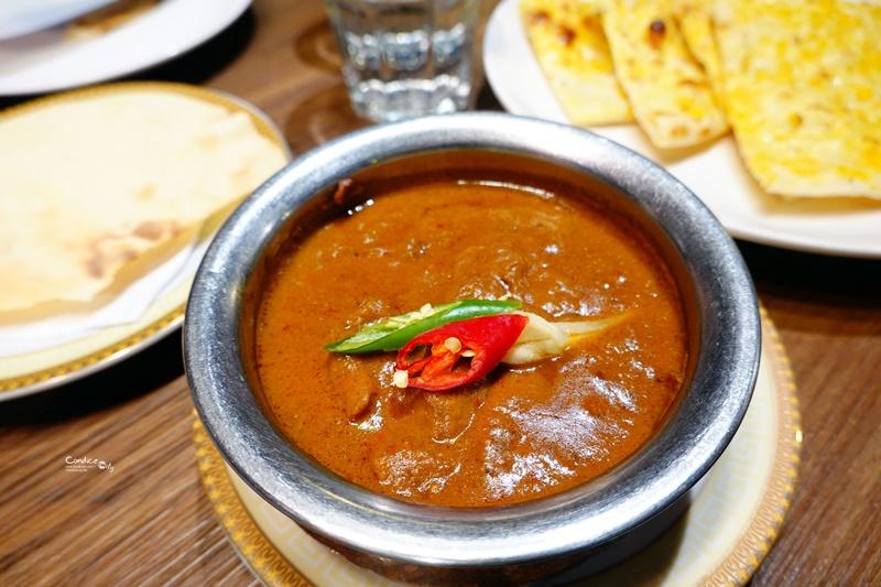 星印度料理|南港CITYLINK也有美味的印度烤餅可以吃囉!