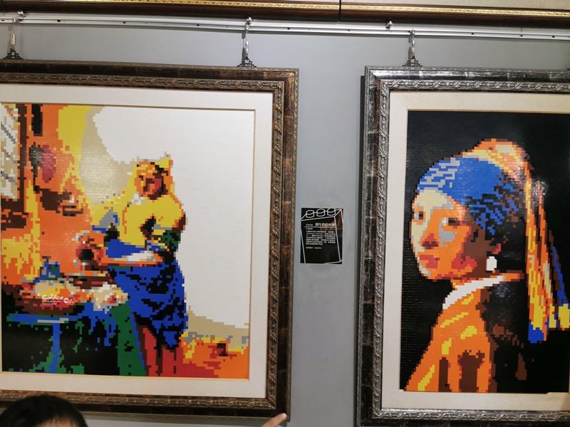 積木博物館|無限創意發光樂高!小孩超愛的宜蘭親子景點!
