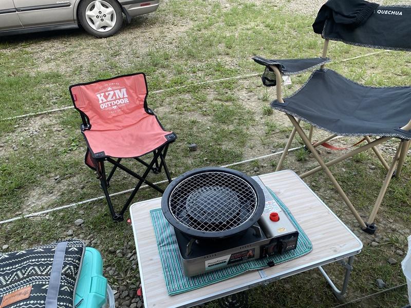 野薑花露營區|超美小溪畔,台版雲場池旁露營!遊戲區/戲水池,路況好!