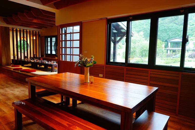 築樂|一秒飛日本!超美日式花園南投咖啡廳/還可以露營喔!
