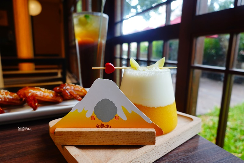 鳥居喫茶食堂|一秒到日本!日式庭園,鳥居,浴衣體驗!南投餐廳推薦!