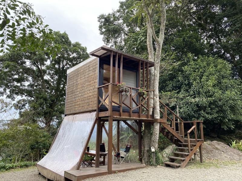6號花園|竹林中露營,超熱門新竹露營區S3營位+6號花園餐廳用餐!
