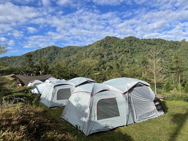 可可花園友善農場|親子活動超多的新竹露營區!彷彿參加了一場冬令營! @陳小沁の吃喝玩樂