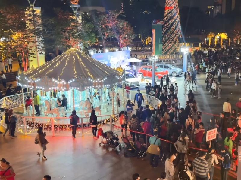 新北耶誕城10大必拍亮點攻略!板橋耶誕城展區超大,去之前務必筆記!
