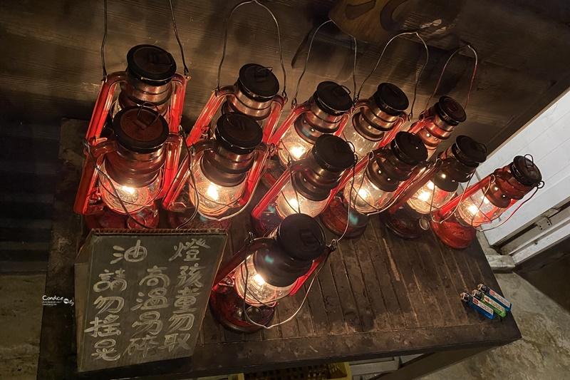 星星部落景觀咖啡|晚上才開的台東夜景咖啡廳!平價CP值高!
