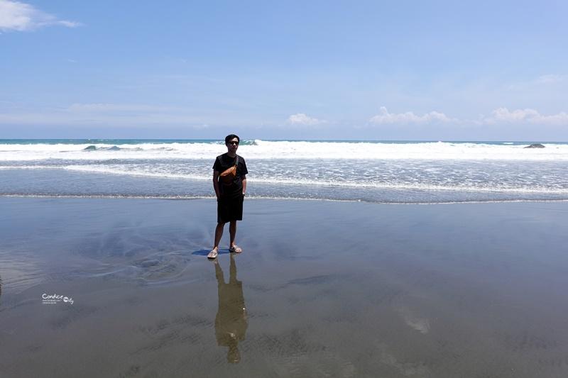都歷海灘天空之鏡|退潮才能看到,潮汐時間必看!台東網美景點必去!