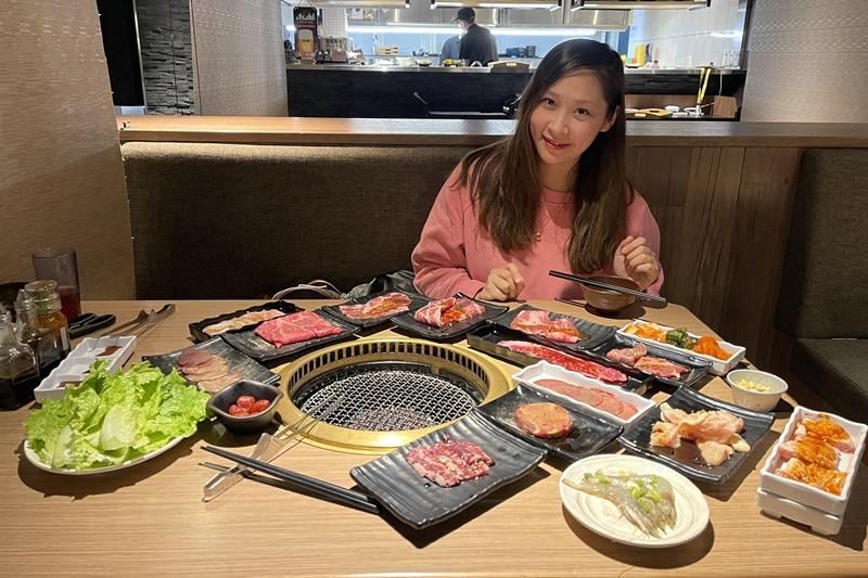 SHABUSATO&KINTAN BUFFET金舌燒肉|牛舌和牛吃到飽!台北燒肉吃到飽推薦