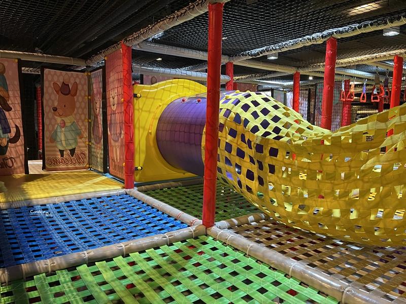 爬爬客親子樂園大直|孩子們天堂!超放體力的台北親子樂園!