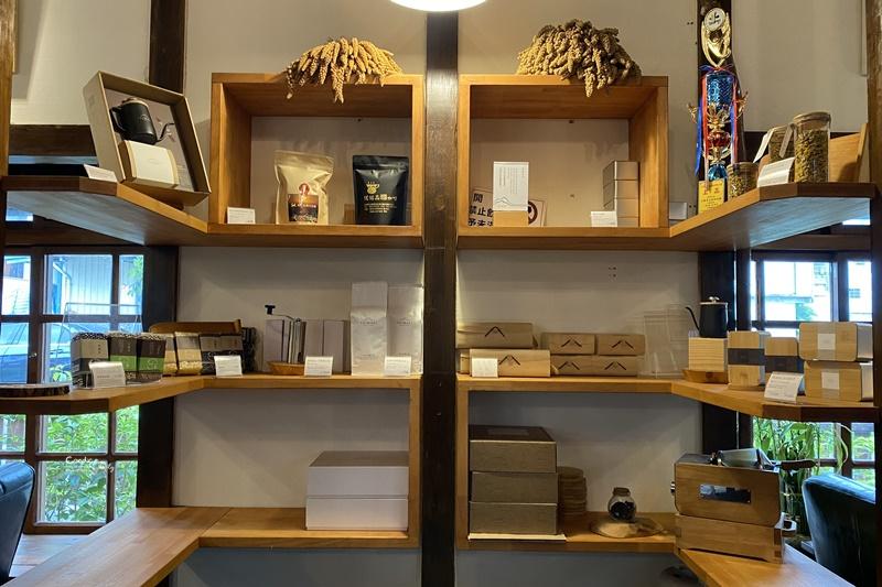 太麻里文創咖啡館|老屋中喝咖啡別有情調!台東網美咖啡廳推薦!