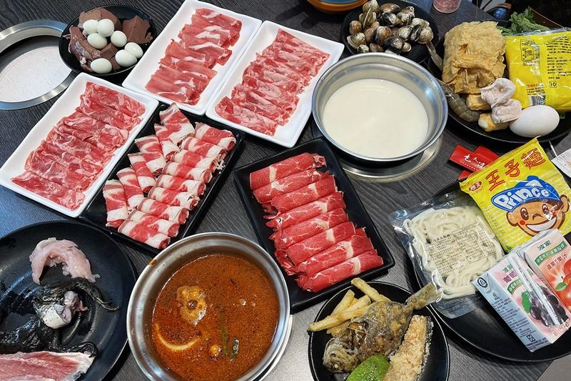 千葉火鍋竹北都會館|餐點食材超多樣,新竹火鍋吃到飽! @陳小沁の吃喝玩樂