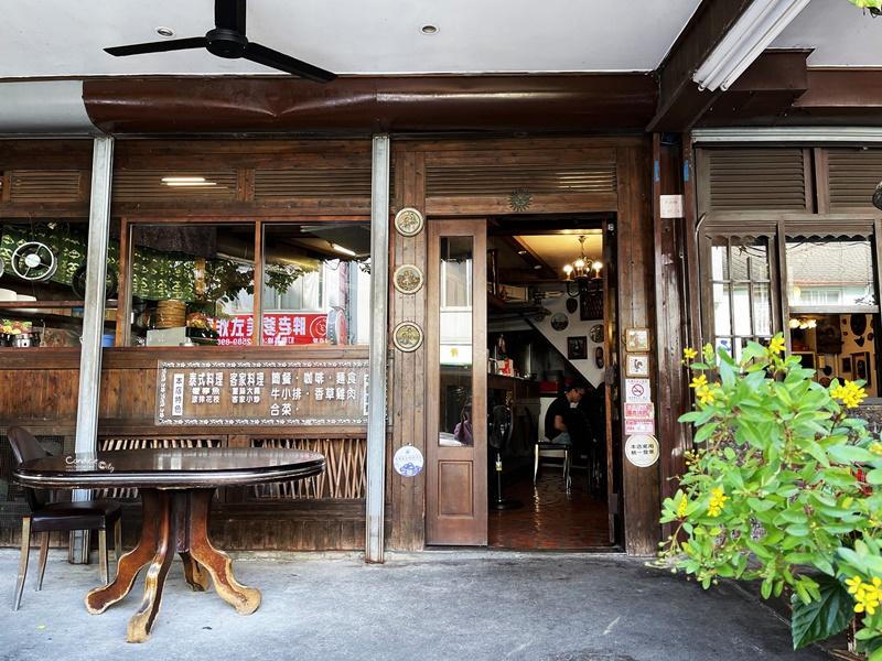 左岸人文概念餐廳|電視也報導的道地客家菜,苗栗卓蘭美食推薦!