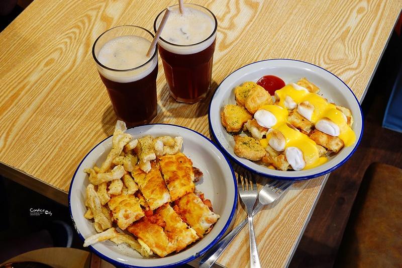 菲尼斯三明治 超好吃台北蛋餅推薦!酥脆的要命!配餐還有甜不辣!