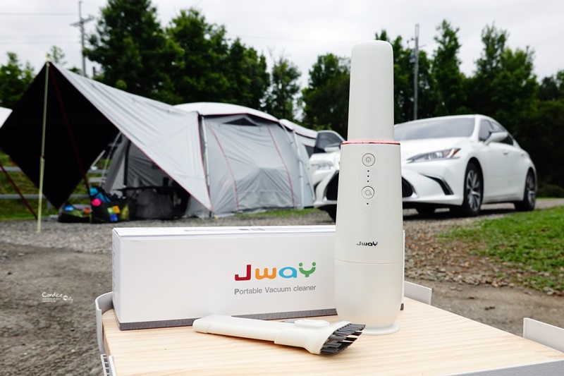 JWAY無線清淨機吸塵器|露營吸帳棚超好用!車用吸塵器+臭氧清淨機!一機兩用好聰明! @陳小沁の吃喝玩樂