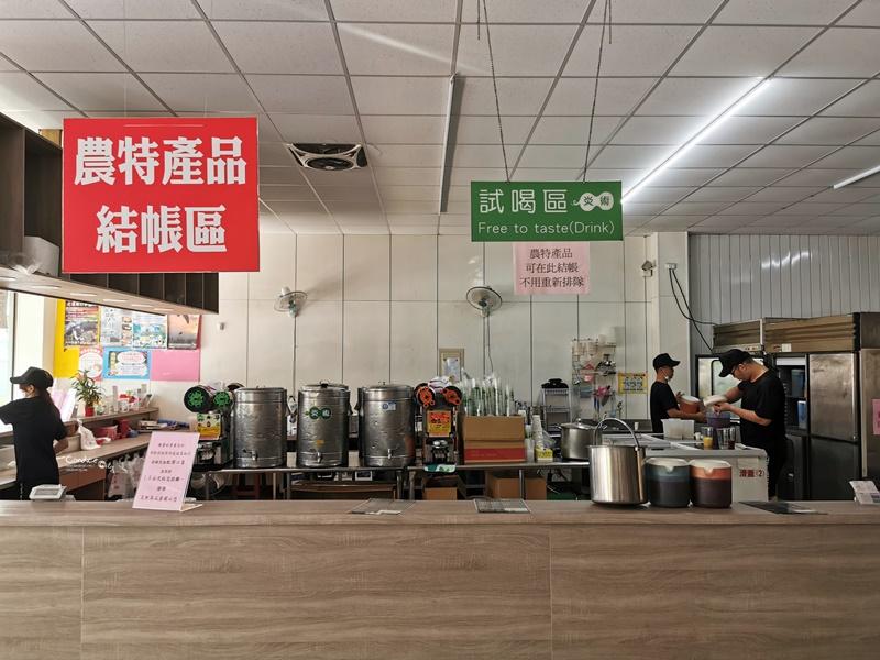 炎術|南投埔里最紅的飲料店!在地人大推薦,開門前就有人排隊!