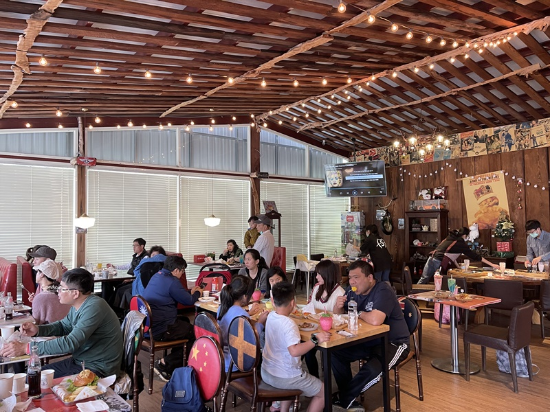 Route3 三號公路|IG炸紅大湖復古美式餐廳!超好拍,秒飛美國當牛仔拍美照!