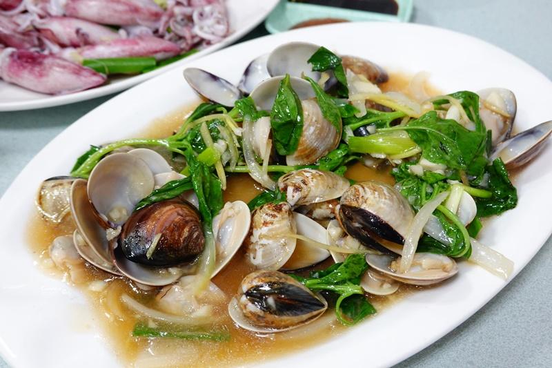 幸福36號海鮮餐廳|最讚的頭城海鮮餐廳!餐點好吃又便宜!