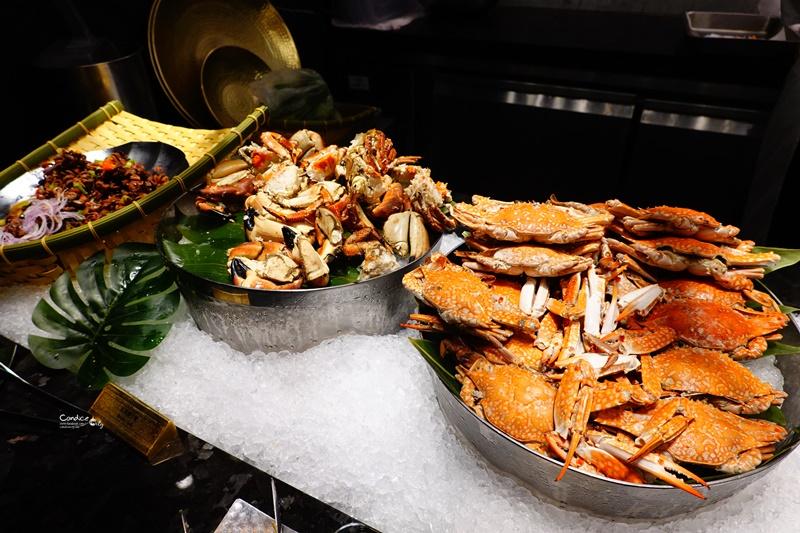 旭集 和食集錦 信義店|下午茶CP值超高!牛排,生魚片,炙燒握壽司,螃蟹!