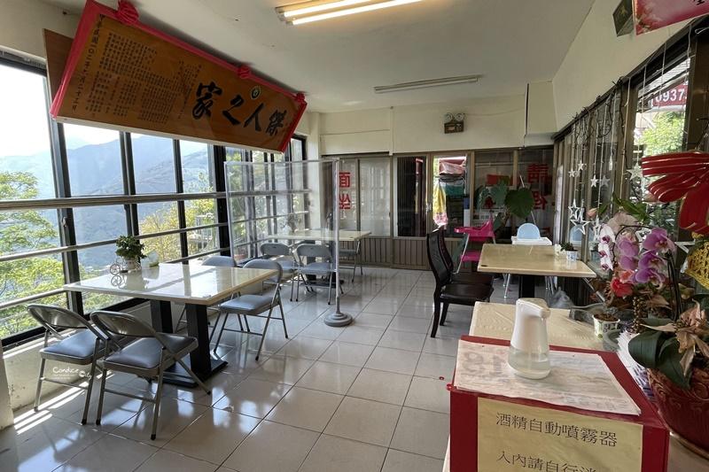 拉拉人嘉美食莊|超夯拉拉山美食,好吃便宜風景美的拉拉山景觀餐廳!