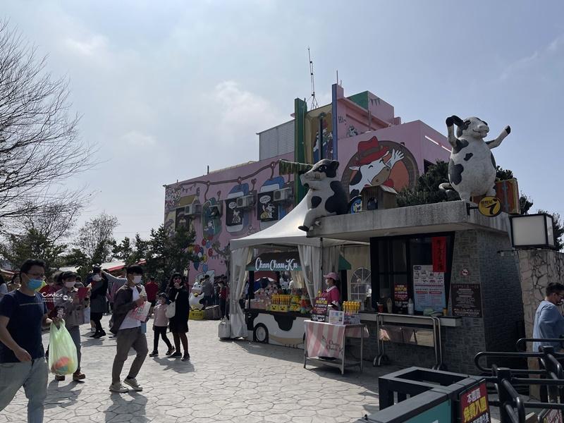 千巧谷牛樂園牧場|雲林景點必去的觀光工廠!免費景點/麵包好吃/還可看牛!