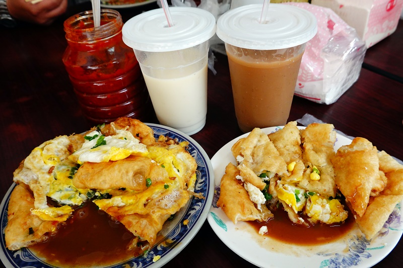 三重蛋餅大王|每早大排長龍的台北蛋餅,必點推薦菜單雙蛋蛋餅! @陳小沁の吃喝玩樂