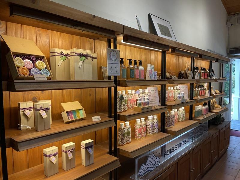 薰衣草森林新竹尖石店|繡球花園滿開!評價好,用餐方便的新竹景點!
