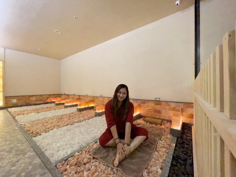 福湯岩盤浴|全台第一間日式主題岩盤浴!男女混浴,還設圖書室/吊床/休憩區!