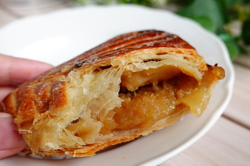 吉可頌丹麥專門店 法國人都稱讚的台北可頌麵包店!超酥脆一秒回法國!
