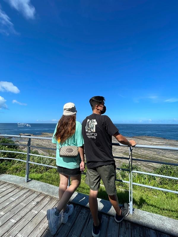 馬崗哨所 免費觀景台+藝廊咖啡,還有假日限定鮑魚滷肉飯(北海岸景點)