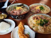 高江洲そば|沖繩麵推薦,加了豆腐豬腸軟骨麵更好吃!沖繩人氣美食! @陳小沁の吃喝玩樂