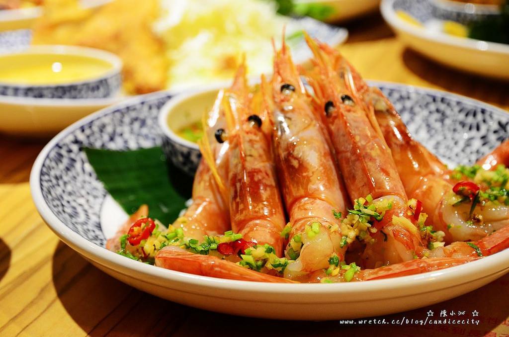 《中山》長鼻子泰國餐廳 – 可愛裝潢‧道地重口味
